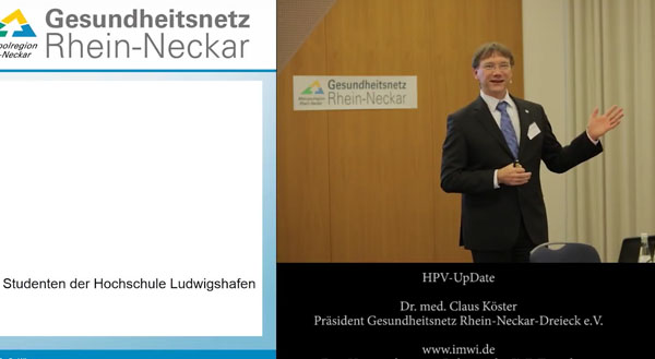 Gesundheitsnetz – Präsentationsvideo