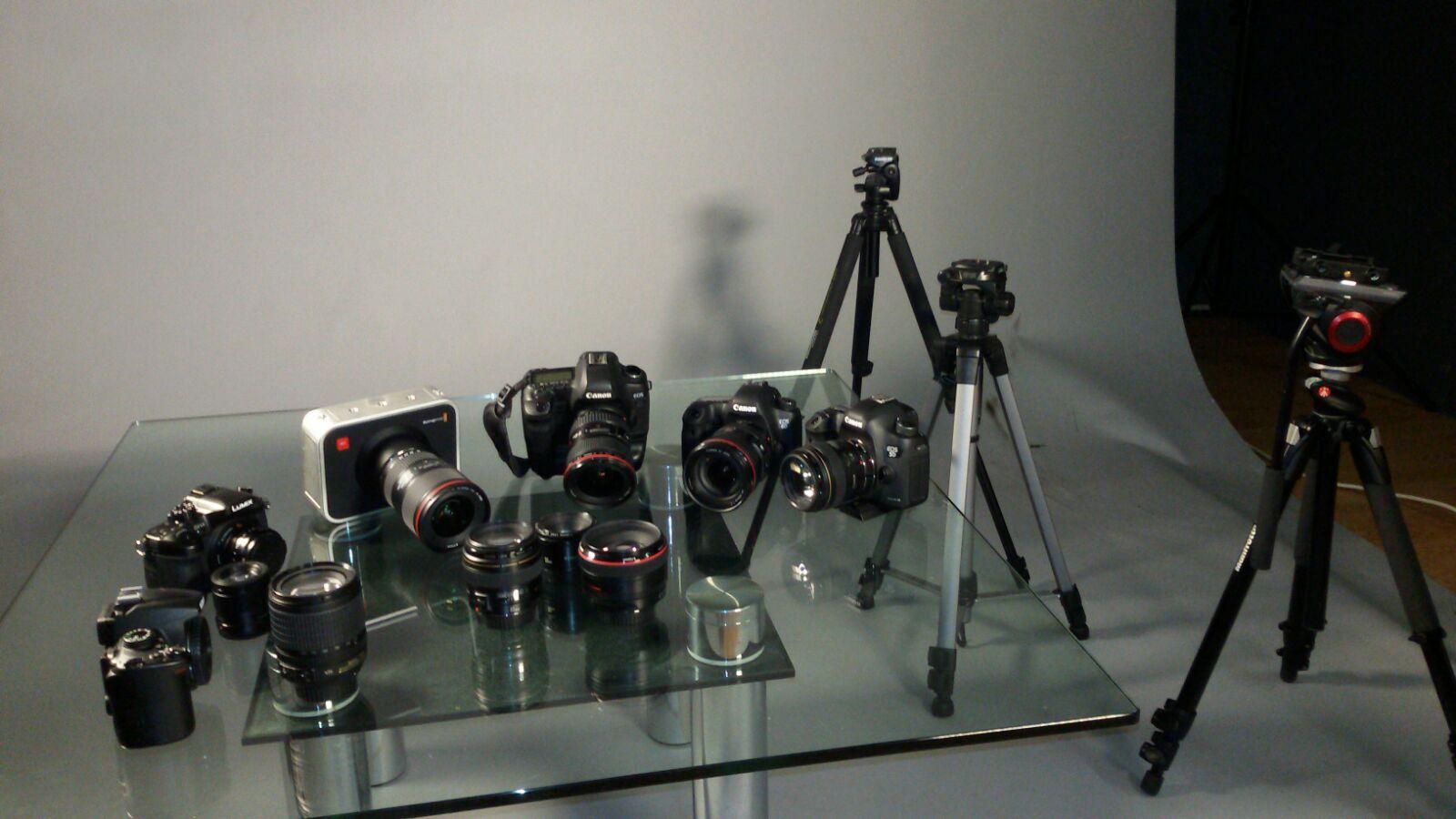 Kamera Equipment