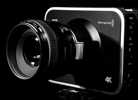 Blackmagic Kamera