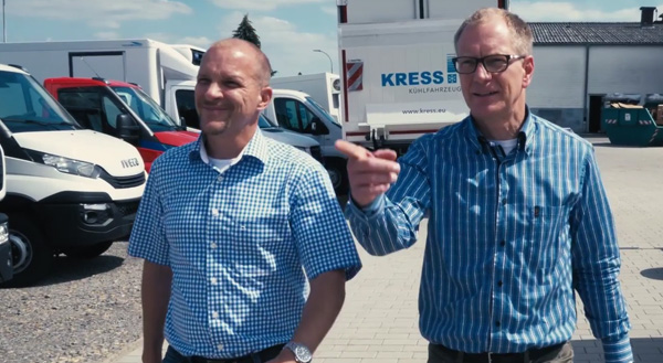 Kress Kühlfahrzeuge – IHK Technologietransfer