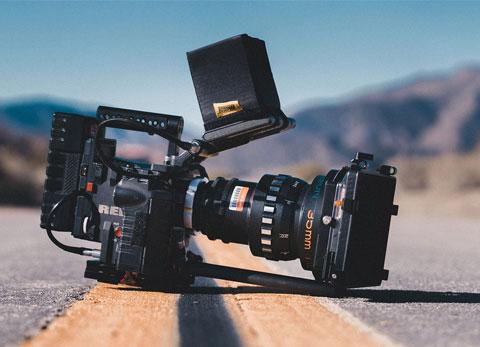 Videoproduktion Kamera